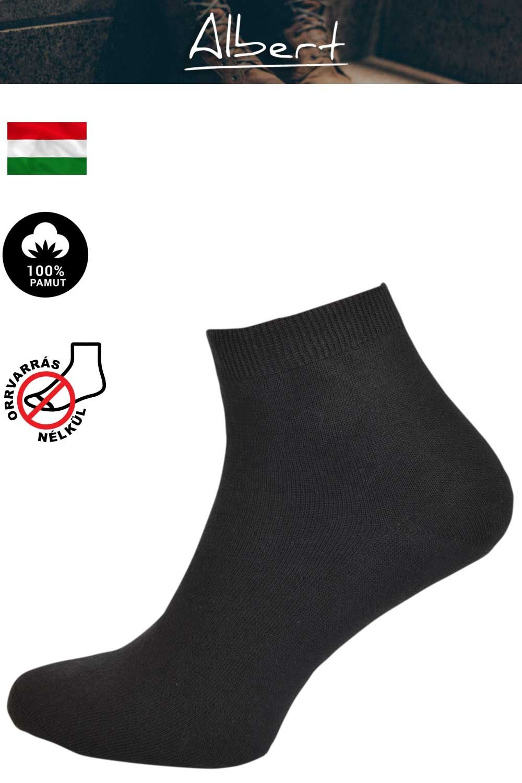 a teljes gyűjtemény 50% kedvezmény 100% magas minőségű Félboka zokni - 100% pamut félboka zokni - Zokniker